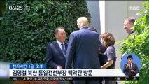 """트럼프 """"12일 김정은 만난다""""…""""김정은 비핵화 전념"""""""