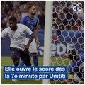 Revivez la victoire de la France face à l'Italie (3-1)