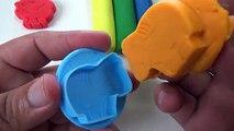 Aprende Los Colores y Los Animales con Play Doh - Videos Para Niños - Mix Zoo / FunKeep