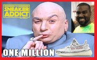 ONE MILLION ADIDAS YEEZY 350 BOOST SHOES COMING - YEEZYS FOR EVERYBODY - KANYE WEST WYOMING REVIEW