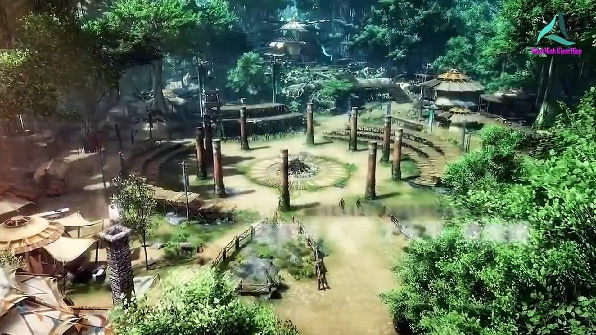 Phim Hoạt Hình Vũ Canh Kỷ Phần 2 Tập 24 FULL- Nghịch Thiên Chi Quyết (2018) Wu Geng Ji | Phim Hoạt H
