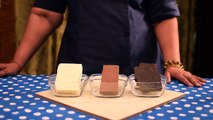 Homemade Bounty Chocolate   How To Make Bounty Bars - Molded Chocolate Tutorials