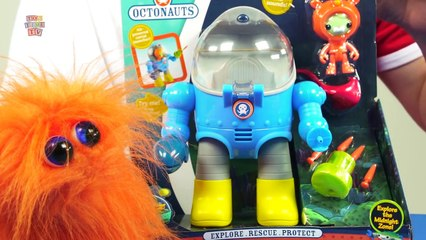 The Octonauts Tweaks Octo Max Suit Toy Playset Review