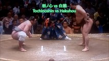 Sumo Digest[Natsu Basho 2018 Day 12, May 24th]20180524夏場所12日目大相撲ダイジェスト