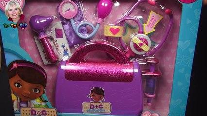 ♥♥ Doc McStuffins Doctors Bag Set