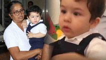 Taimur Ali Khan's DANCE from Lakshay Kapoor's B'day party goes VIRAL; Watch Video! | FilmiBeat