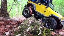 Scale 4x4 rc - off road trials May new