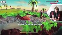 Hungry Shark World - GOBLIN SHARK - Part 10 (iPhone Gameplay Video)