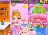 Маленькая Барби игра День Рождение (Baby Barbie Birthday Party)