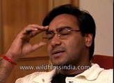Ajay Devgan on Hindi film Kachche Dhaage-  After a long time I am doing a film with Manisha Koirala