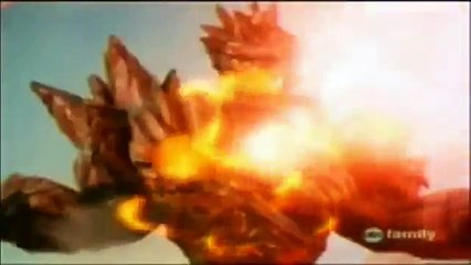 Power Rangers Lightspeed - Super Train Megazord