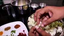 Cauliflower pakoda in Tamil - Cauliflower fry seimurai - How to make gobi pakora evening snack Tamil