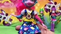 New My Little Pony Pinkie Pie Roller Skating Doll Equestria Girls MLP Friendship Games Zapcode!