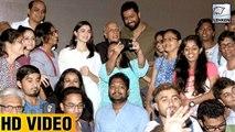 Alia Bhatt & Vicky Kaushal Hosts Special Screening Of Raazi For Deaf & Dumb