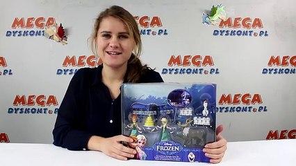 Kraina Lodu - Zestaw Urodzinowy Frozen Fever! - Mattel