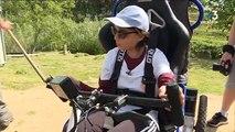 Handicap : Nour, 13 ans, à l'assaut des routes corses