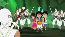 Kisna   eps 30 -  Anandnagari Sthapna Diwas Part 2   Most popular Hindi cartoon for kids