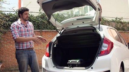 Honda Fit - ¿Más práctico? Imposible