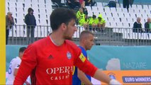 Europe Beach Football: Bate Borisov vs. Dinamo Batumi 2018 Euro Winners Cup  Portugal Play-offs Full Match (31.5.18)