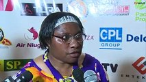Para athletes have been encouraged to look beyond their disability.Female table tennis para-athlete, Vero Nime, who was awarded Best Sports Person with a Disab