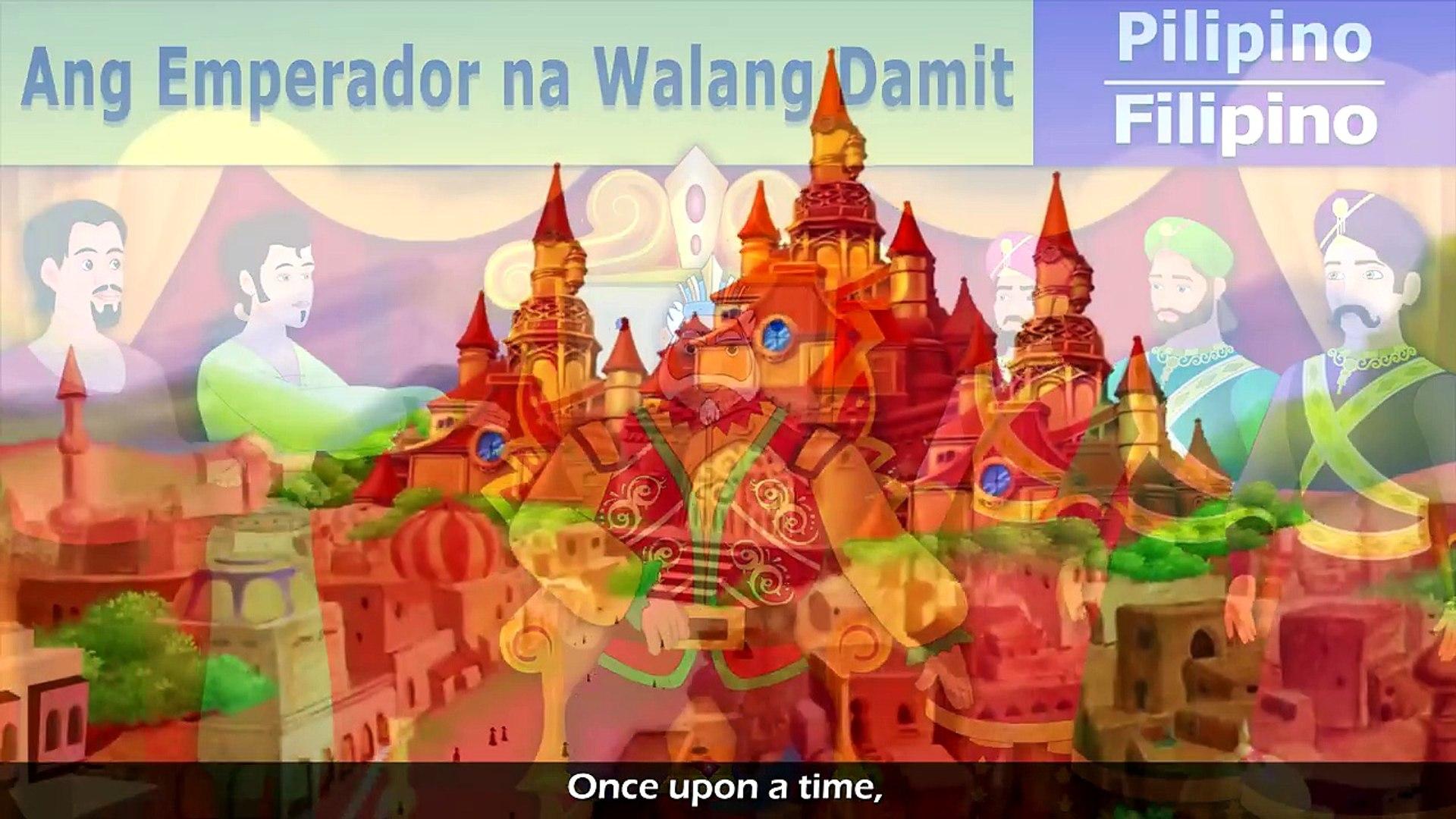 Filipino Fairy Tales