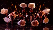 And All That Jazz! The stars of CHICAGO perform a musical extravaganza! | Semi-Finals | BGT 2018