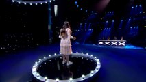 Amy Marie Borg steals the spotlight with a MESMERISING performance! | Semi-Finals | BGT 2018