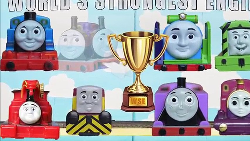 SOAP FOAM Worlds STRONGEST Engine 177: THOMAS AND FRIENDS TRACKMASTER