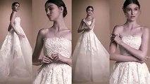 هل حدّدتِ موعد زفافك في العام 2018، وتبحثين عن اجمل فستان لاطلالتك؟ شاهدي معنا في هذا الفيديو، الحصري بموقع أنوثة، اجمل تصاميم فساتين أعراس من اسبوزا كوتور والت