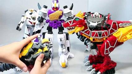 또봇 다이노포스 파워레인저 다이노포스 파워 티라노킹 또봇 장난감 수전전대 쿄류쟈 Toys Zyuden Sentai Kyoryuger power rangers