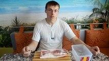 КАК ЗАСОЛИТЬ САЛО В РАССОЛЕ? ОБАЛДЕННОЕ СОЛЕНОЕ САЛО! | Простой рецепт, как вкусно засолить сало?!