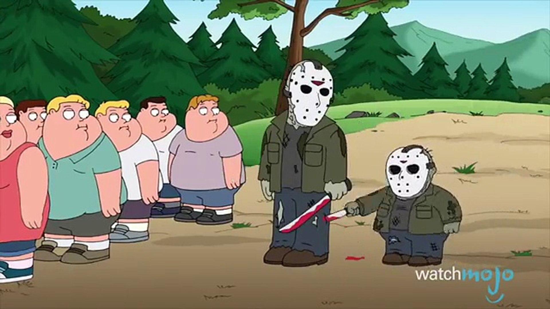 Top 10 Family Guy Movie Parodies