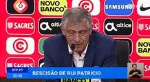 Problemas no Sporting não vão afetar Seleção, garante Fernando Santos