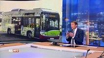 La STIB a inauguré la première ligne de bus 100% électrique