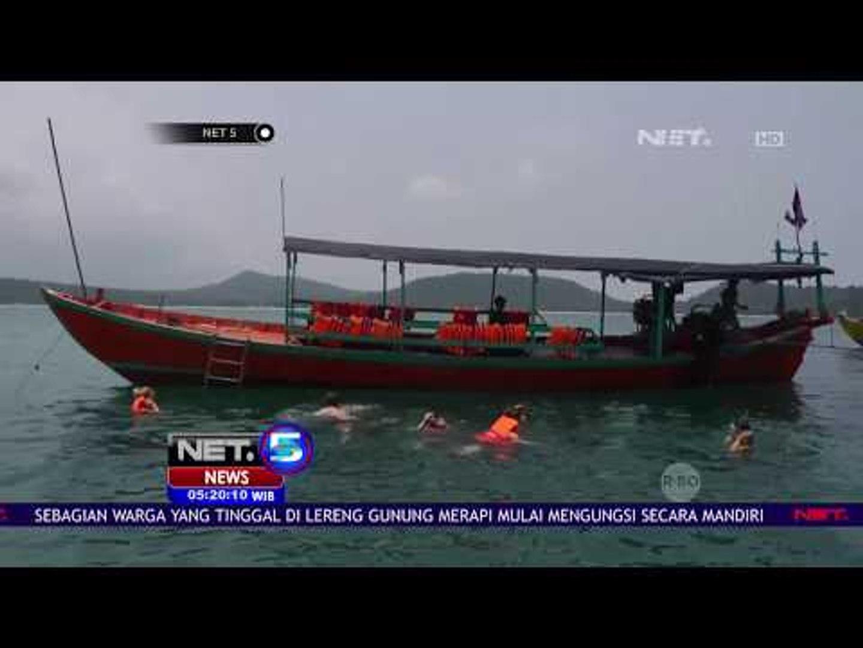 Taman Nasional Laut Pertama Di Kamboja -NET5