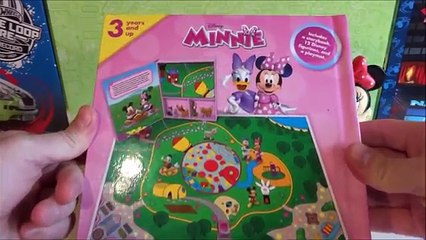 Disney Junior Minnie Mouse Phidal 12 Figures Collection & Storybook - Book & Toy