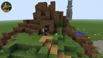 MINECRAFT: How to Build A SHREK Inspired House!