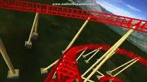 Cannibal: Lagoon Amusement Parks new Roller Coaster [No Limits 1]
