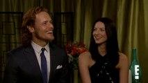Outlander - Sam Heughan & Caitriona Balfe Not Dating [Sub Ita]
