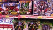 토이저러스 터닝메카드 카봇 본 쇼핑 Turning MeCard & Carbot Bon Shopping at Toyrus!