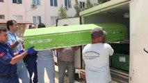 Antalya açıklarında sürat teknesi battı: 9 ölü (2) - Demre Devlet Hastanesi