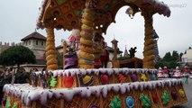 Parade de Noël/Christmas Parade new - Disneyland Paris HD