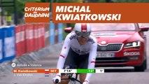 Michal Kwiatkowski - Prologue / Prologue (Valence / Valence) - Critérium du Dauphiné 2018