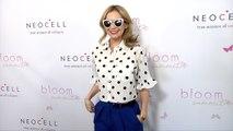 Ashley Jones 2018 Celebrity Bloom Summit Green Carpet