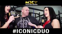 Guys, he's on the bandwagon!! Sean will be voting for the Iconic Duo in the NXT Year End Awards and as promised, you sir are our vote for the Strength Coach Of The Year