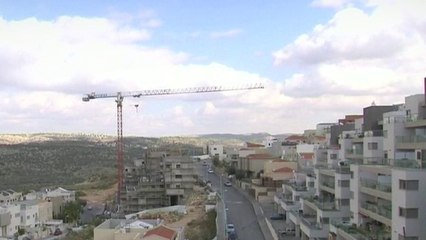 """Is Israel """"Holding Back"""" on Settlements Under Trump?"""