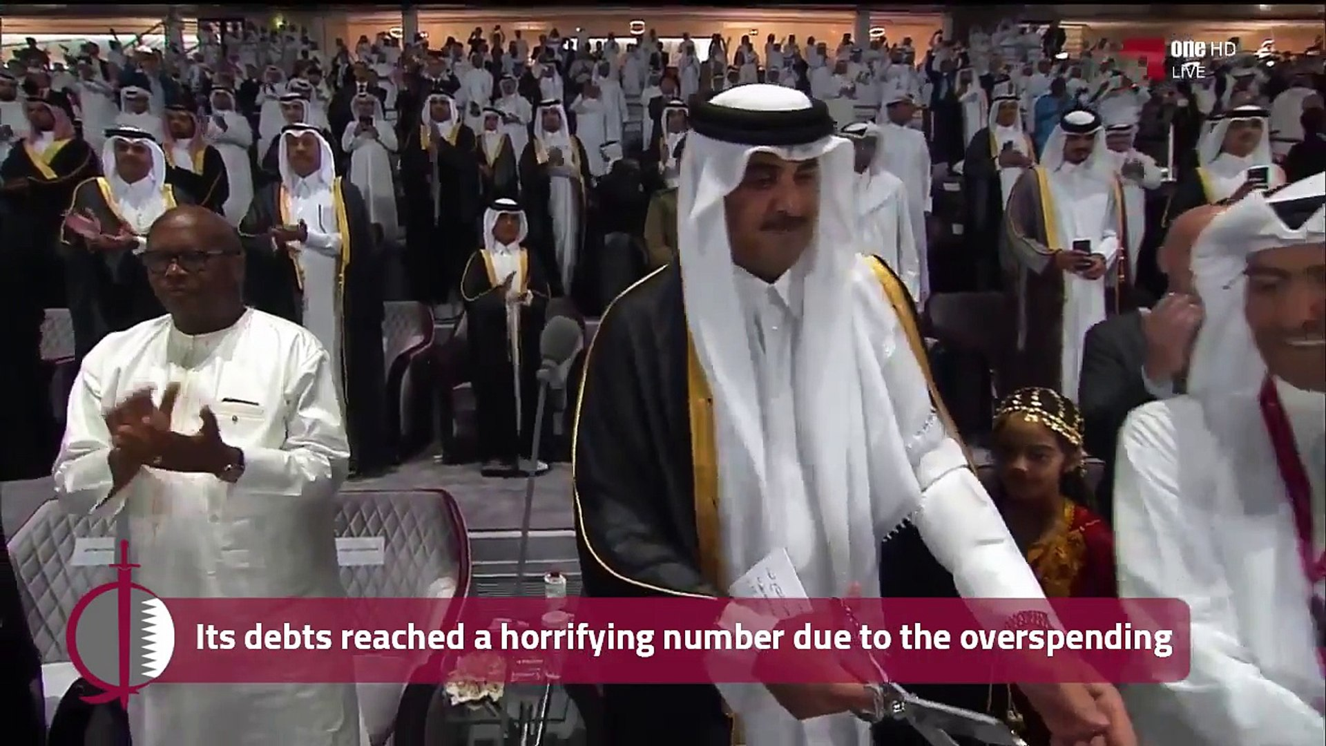 Qatar 2022; the spilt money