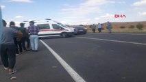 Şanlıurfa Hafif Ticari Araç Şarampole Yuvarlandı 6 Yaralı
