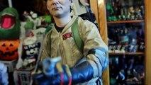 Ghostbusters Halloween Countdown - 19 Peter Venkman statue