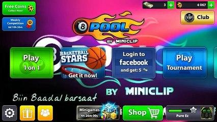 8 Ball Pool Unlimited Spins Glitch! *2017* #NEW#